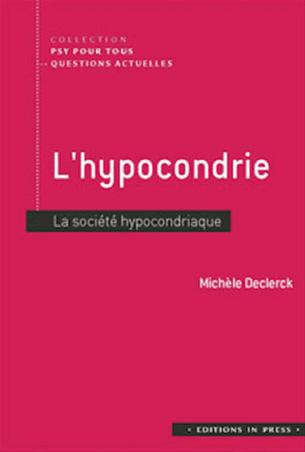 livre hypocondrie société hypocondriaque