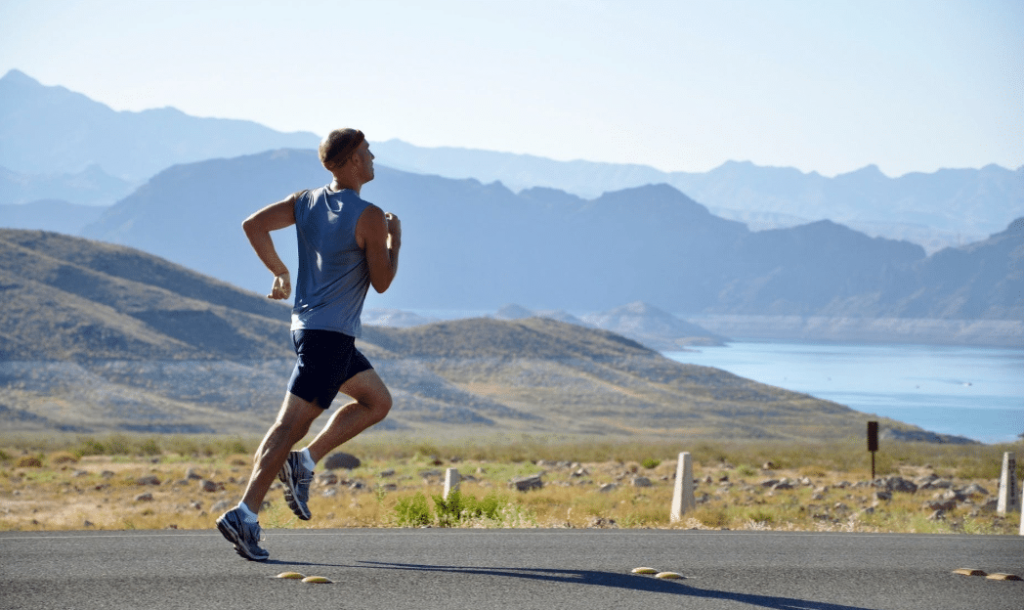 course à pied sport anxiété