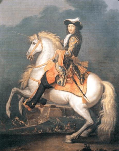 Louis XIV voix hyperventilation