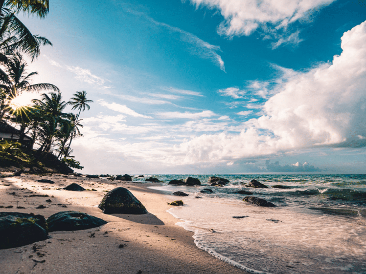 voyage plage