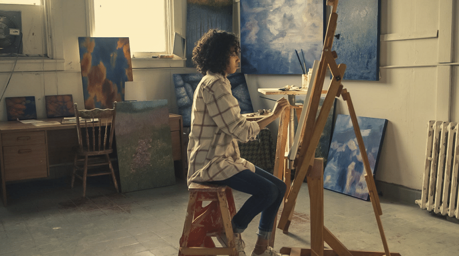 artiste peintre pourquoi syndrome de l'imposteur