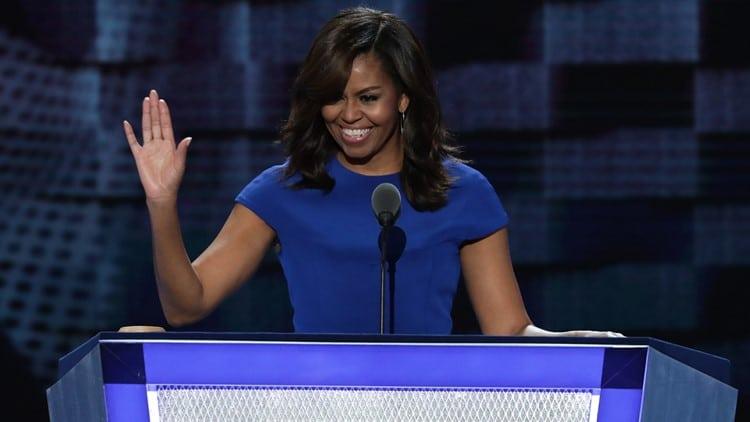 Michelle Obama discours