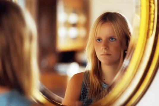 pourquoi je me déteste miroir