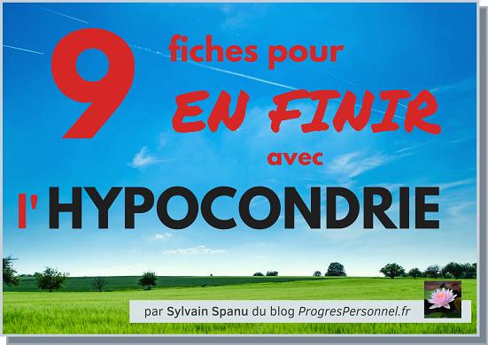 livre hypocondrie solution