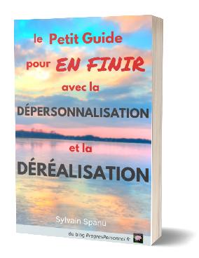 livre dépersonnalisation déréalisation
