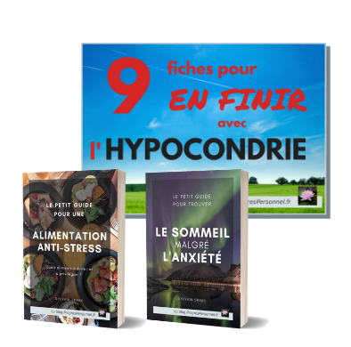 pack hypocondrie solution sommeil alimentation