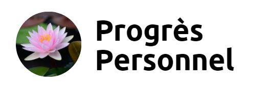 Progrès Personnel