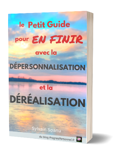 livre dépersonnalisation déréalisation solution